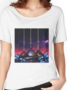 Giza-Orion Alignment  Women's Relaxed Fit T-Shirt