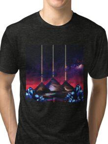 Giza-Orion Alignment  Tri-blend T-Shirt