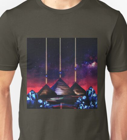 Giza-Orion Alignment  Unisex T-Shirt