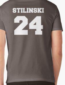 Stiles Stilinski #24 Mens V-Neck T-Shirt
