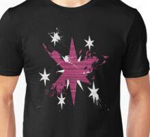 Twilight Sparkle Cutie Mark Grain & Splatter Unisex T-Shirt