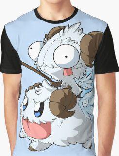 Invader Poro Pix Graphic T-Shirt
