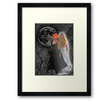Another grey Area Framed Print