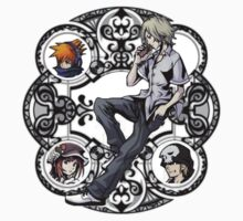 Kingdom Hearts: Dream Drop Distance TWEWY Circle by FilipeFL3