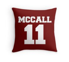 Scott McCall #11 Throw Pillow