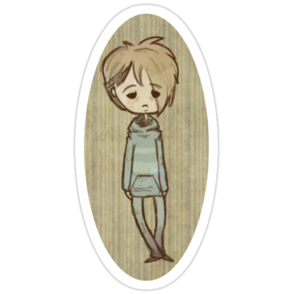 sad little one by leialeaf