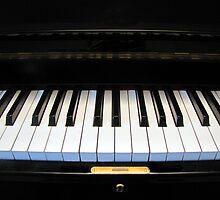 Piano  by Maureen McMahon