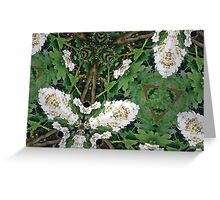 Prismatic Foliage 30 Greeting Card