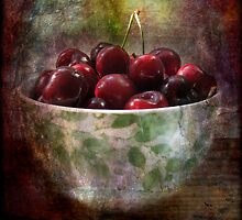 Life Is Just A Bowl Of Cherries by Jean Turner