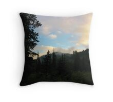 Dedicated to all of My Friends-Last Night of ACT 2 Throw Pillow