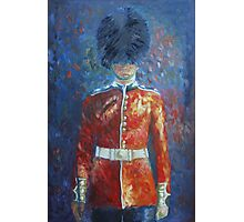 The Queen's Guard Photographic Print