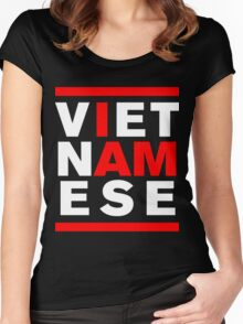 I AM VIETNAMESE Women's Fitted Scoop T-Shirt