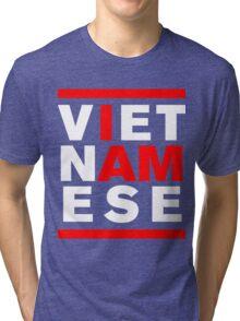 I AM VIETNAMESE Tri-blend T-Shirt