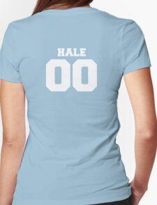 Derek Hale #00 Womens Fitted T-Shirt