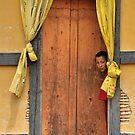 Taking a Peek by Kasia Nowak