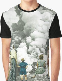 Explosive contemplation Graphic T-Shirt