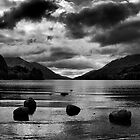Stones and Clouds by adrianpym