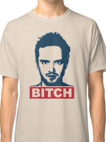 BREAKING BAD JESSE PINKMAN BITCH Classic T-Shirt