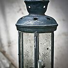 Old Army Lantern by David DeWitt