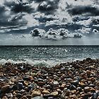 Pebbles by adrianpym