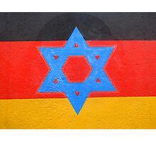 Berlin wall art Photographic Print