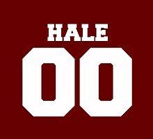 Derek Hale #00 by alexdimech24
