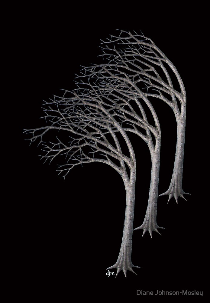 Bent Trees by Diane Johnson-Mosley