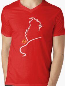 Ursula Mens V-Neck T-Shirt