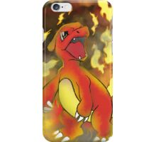 CHAR CHAR iPhone Case/Skin