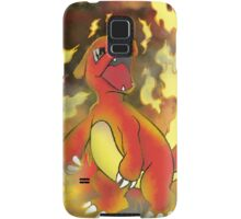CHAR CHAR Samsung Galaxy Case/Skin