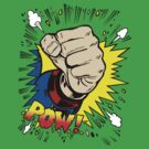 POW! Powerful punch by ziruc