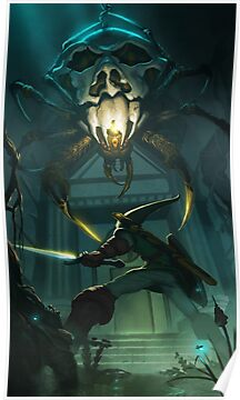 OoT: Skulltula vs Link by Jofiel