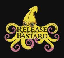 Release The Bastard (on black) by JenSnow