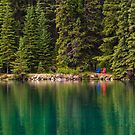 Beauvert Lake by dlhedberg