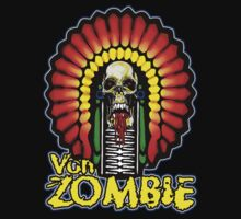 War Chief (Clothing) by VON ZOMBIE ™©®