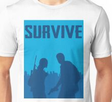 Survive (v2) Unisex T-Shirt
