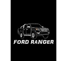 FORD RANGER  Photographic Print