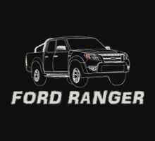 FORD RANGER  One Piece - Long Sleeve