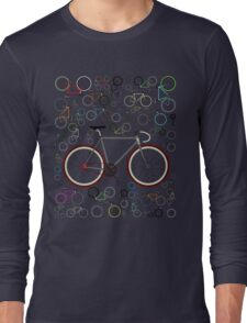 Love Fixie Road Bike T-Shirt