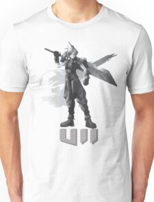 Final Fantasy VII Cloud Shirt Unisex T-Shirt