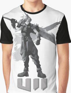 Final Fantasy VII Cloud Shirt Graphic T-Shirt