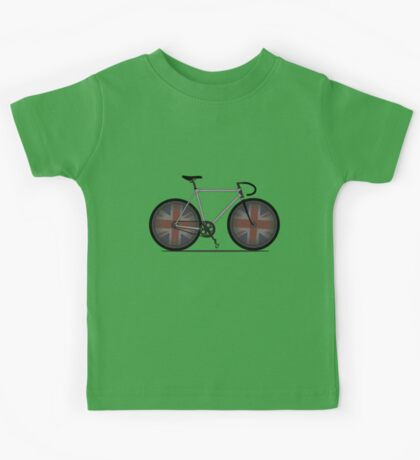 British Cycling is Brilliant Kids Clothes