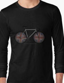 British Cycling is Brilliant Long Sleeve T-Shirt