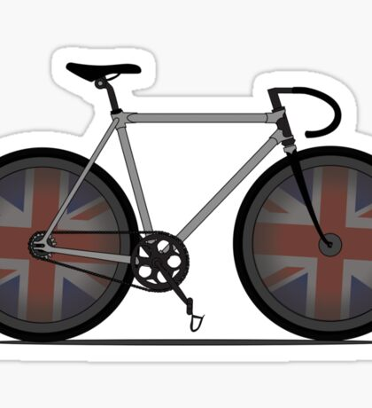 British Cycling is Brilliant Sticker