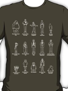 Know Your Nerds T-Shirt