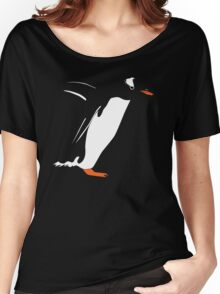 Gentoo Penguin Women's Relaxed Fit T-Shirt