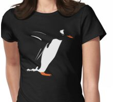 Gentoo Penguin Womens Fitted T-Shirt
