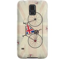 Love Bike, Love Britain Samsung Galaxy Case/Skin