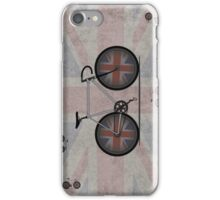 British Cycling is Brilliant iPhone Case/Skin