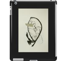 cloud covers the mercy-seat iPad Case/Skin